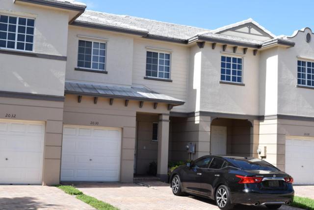 2030 Freeport Lane, Riviera Beach, FL 33404 (#RX-10357264) :: Keller Williams