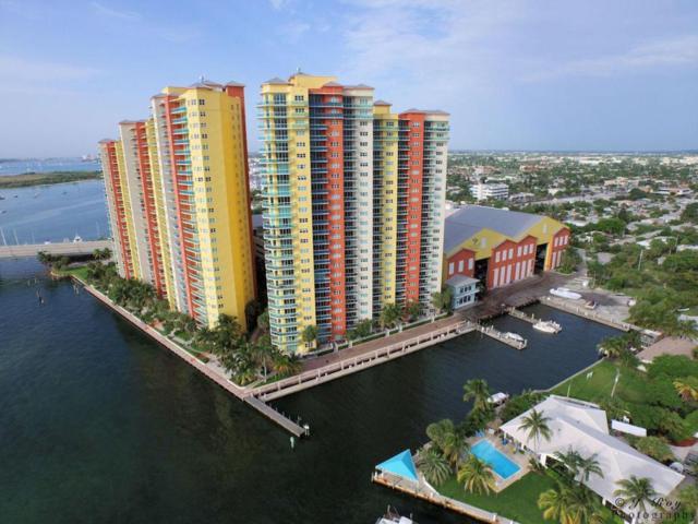 2640 Lake Shore Drive #112, Riviera Beach, FL 33404 (#RX-10357774) :: Keller Williams