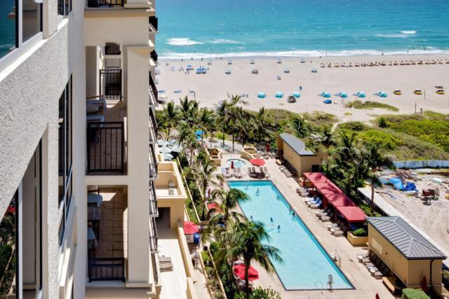 3800 N Ocean Drive #1812, Riviera Beach, FL 33404 (#RX-10358435) :: Keller Williams