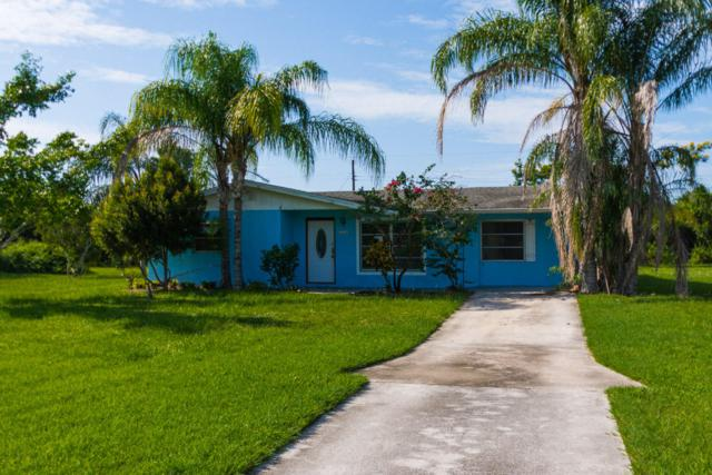 2210 NW Sunset Boulevard, Jensen Beach, FL 34957 (#RX-10358759) :: The Carl Rizzuto Sales Team