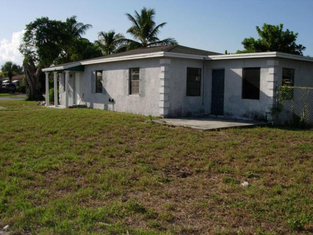 1500 Ave  F Avenue #0, Riviera Beach, FL 33404 (#RX-10358789) :: Keller Williams