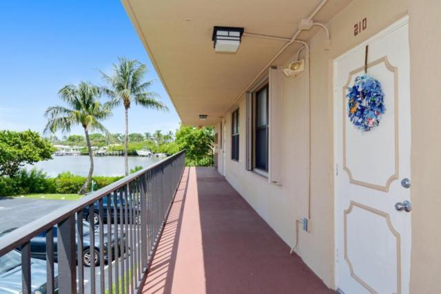 3545 S Ocean Boulevard #210, South Palm Beach, FL 33480 (#RX-10359106) :: Ryan Jennings Group