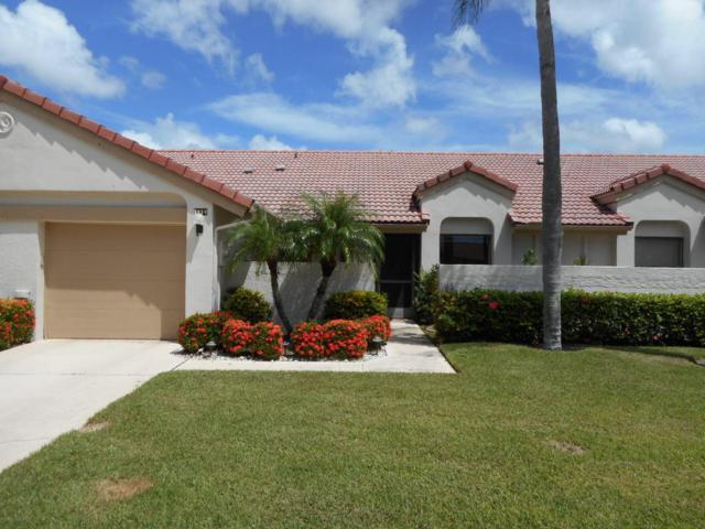 5939 Parkwalk Circle W, Boynton Beach, FL 33472 (#RX-10359253) :: United Realty Consultants, Inc
