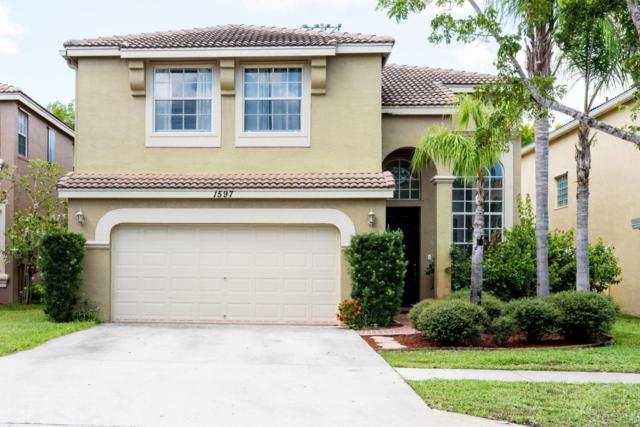 1597 Briar Oak Drive, Royal Palm Beach, FL 33411 (#RX-10359633) :: Ryan Jennings Group