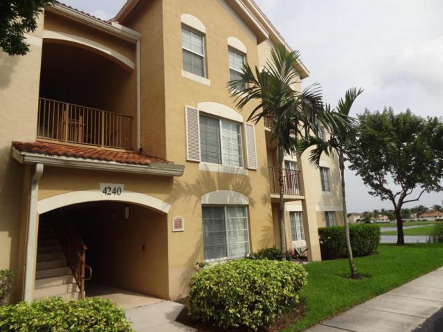 4240 San Marino Boulevard #206, West Palm Beach, FL 33409 (#RX-10359689) :: Ryan Jennings Group