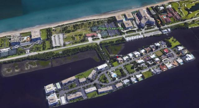 2227 Ibis Isle Road E, Palm Beach, FL 33480 (#RX-10359690) :: Ryan Jennings Group