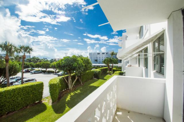 2840 S Ocean Boulevard #205, Palm Beach, FL 33480 (#RX-10359747) :: Ryan Jennings Group
