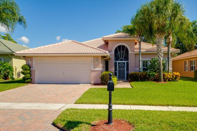8870 Via Tuscany Drive, Boynton Beach, FL 33472 (#RX-10359864) :: Ryan Jennings Group