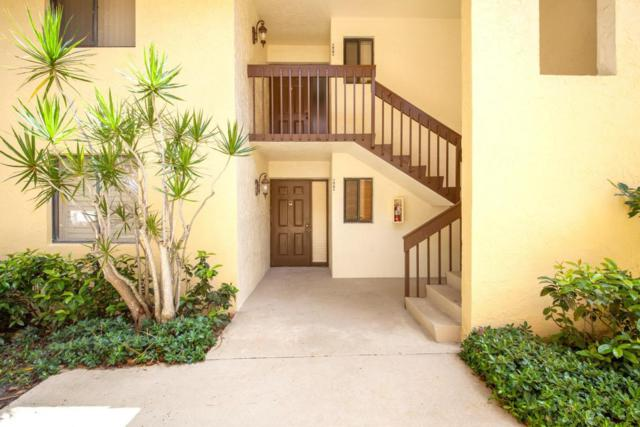 30 Pelican Pointe Drive #103, Delray Beach, FL 33483 (#RX-10359867) :: Ryan Jennings Group