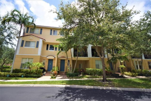 3136 N Oasis Drive N #3136, Boynton Beach, FL 33426 (#RX-10359876) :: Ryan Jennings Group