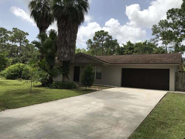 16086 E Hialeah Drive, Loxahatchee, FL 33470 (#RX-10359965) :: The Carl Rizzuto Sales Team