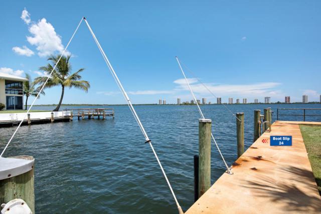 1135 Lake Shore Drive #105, North Palm Beach, FL 33403 (#RX-10359975) :: The Carl Rizzuto Sales Team