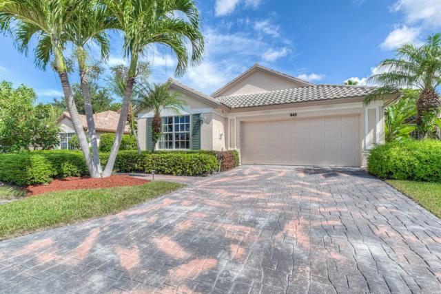 942 Augusta Pointe Drive, Palm Beach Gardens, FL 33418 (#RX-10360009) :: The Carl Rizzuto Sales Team