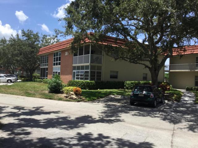 20 Pine Arbor Lane #203, Vero Beach, FL 32962 (#RX-10360126) :: The Carl Rizzuto Sales Team