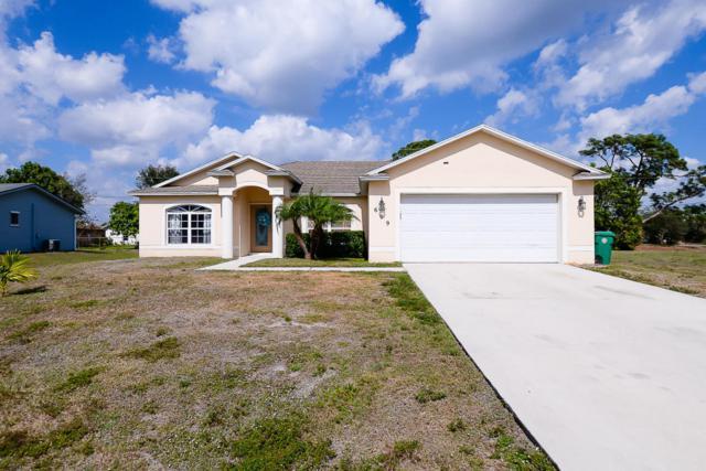 2811 Bent Pine Drive, Fort Pierce, FL 34951 (#RX-10360185) :: The Carl Rizzuto Sales Team