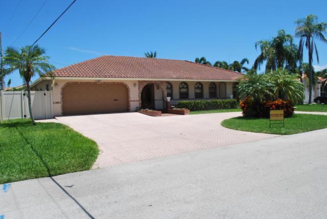 4450 NE 30 Terrace, Lighthouse Point, FL 33064 (#RX-10361407) :: Keller Williams
