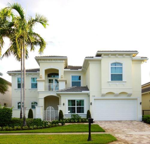 1725 W Hemingway Drive, Juno Beach, FL 33408 (#RX-10362185) :: Amanda Howard Real Estate