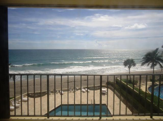 200 S Beach Road #303, Tequesta, FL 33469 (#RX-10364541) :: Amanda Howard Real Estate