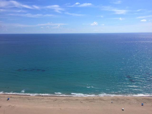 3000 N Ocean Drive 34-F, Singer Island, FL 33404 (#RX-10364802) :: Ryan Jennings Group