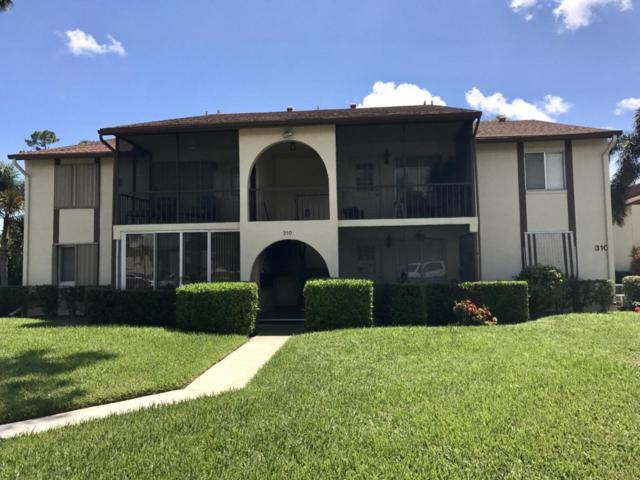 310 Knotty Pine Circle A-2, Greenacres, FL 33463 (#RX-10365184) :: Ryan Jennings Group