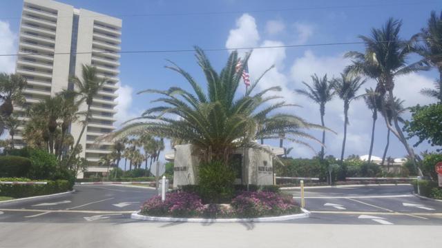 5550 N Ocean Drive 4C, Riviera Beach, FL 33404 (#RX-10366005) :: Keller Williams