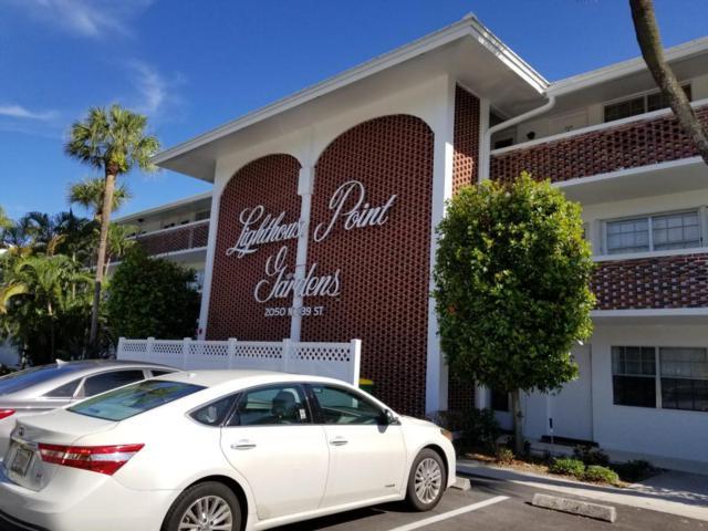 2050 NE 39 Street 309N, Lighthouse Point, FL 33064 (MLS #RX-10366061) :: Castelli Real Estate Services