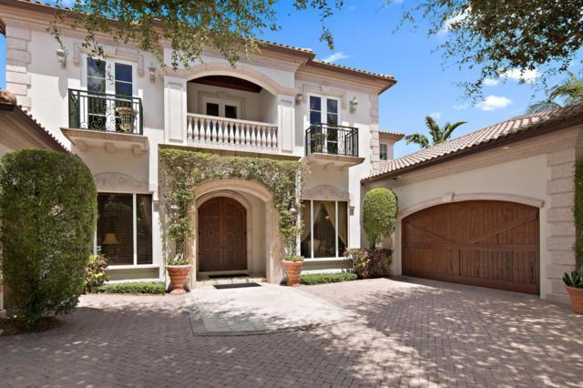 117 Via Capri, Palm Beach Gardens, FL 33418 (#RX-10366631) :: Amanda Howard Real Estate