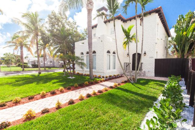 502 38th Street, West Palm Beach, FL 33407 (#RX-10366655) :: Amanda Howard Real Estate