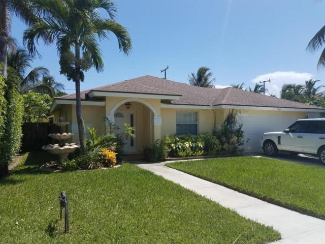 134 Rutland Boulevard, West Palm Beach, FL 33405 (#RX-10366681) :: Amanda Howard Real Estate