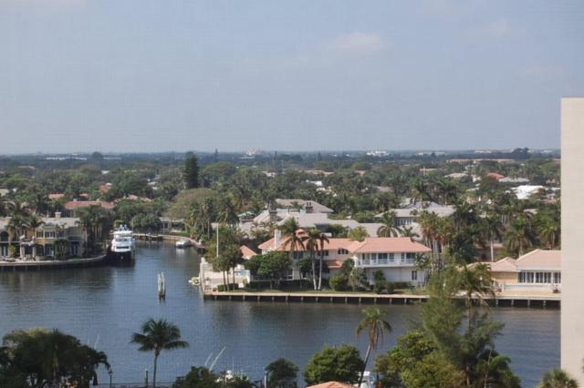 3400 S Ocean Boulevard 10H, Highland Beach, FL 33487 (#RX-10371333) :: Keller Williams