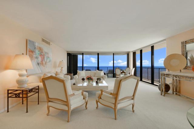 400 Beach Road #504, Tequesta, FL 33469 (#RX-10372793) :: Amanda Howard Real Estate™
