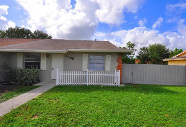 3809 Van Cott Circle, West Palm Beach, FL 33403 (MLS #RX-10372814) :: Berkshire Hathaway HomeServices EWM Realty