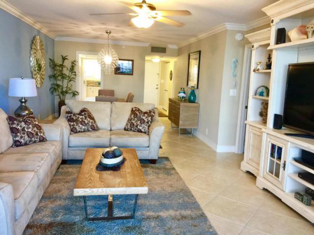 3310 S Ocean Boulevard 131-D, Highland Beach, FL 33487 (#RX-10372840) :: Keller Williams