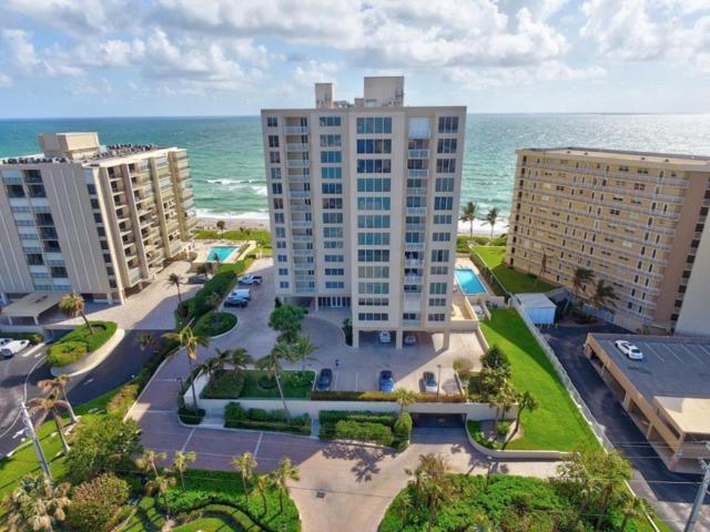 3015 S Ocean Boulevard 8B, Highland Beach, FL 33487 (#RX-10372973) :: Keller Williams