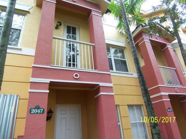 2047 Shoma Drive, Royal Palm Beach, FL 33414 (#RX-10373034) :: Ryan Jennings Group