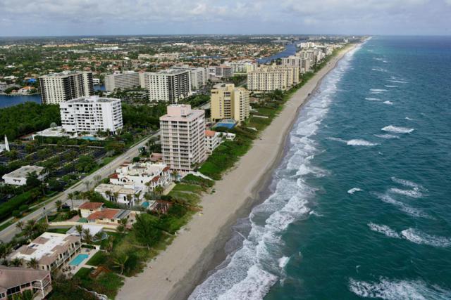 3505 S Ocean Boulevard 8-S, Highland Beach, FL 33487 (#RX-10373404) :: Keller Williams