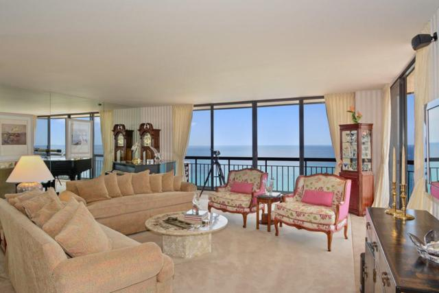 4100 N Ocean Drive #2102, Riviera Beach, FL 33404 (#RX-10373668) :: Keller Williams