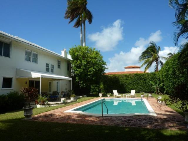 418 Seaspray Avenue, Palm Beach, FL 33480 (#RX-10373727) :: Ryan Jennings Group