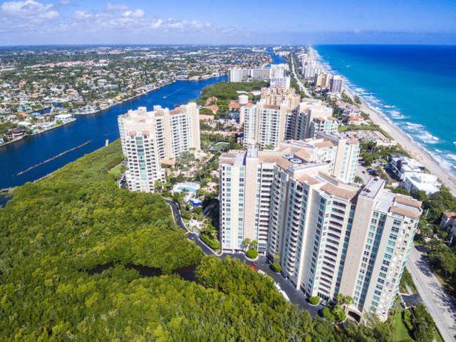 3720 S Ocean Boulevard #408, Highland Beach, FL 33487 (#RX-10374037) :: Keller Williams