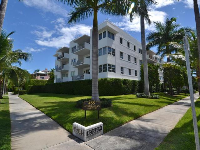 455 Australian Avenue 3-H, Palm Beach, FL 33480 (#RX-10374069) :: Ryan Jennings Group