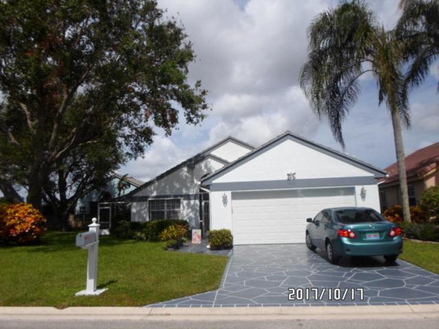 7505 Ironbridge Circle, Delray Beach, FL 33446 (#RX-10374127) :: Ryan Jennings Group