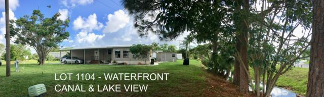 4102 70th Court N Lot 1104, West Palm Beach, FL 33404 (#RX-10374133) :: Ryan Jennings Group