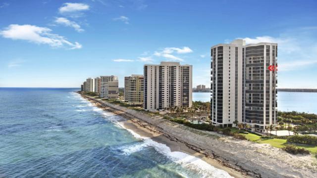 5380 N Ocean Drive 17-J, Riviera Beach, FL 33404 (#RX-10374187) :: Keller Williams