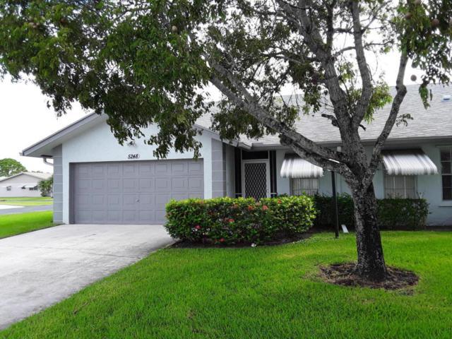 5248 Crystal Anne Drive, West Palm Beach, FL 33417 (#RX-10374315) :: Keller Williams
