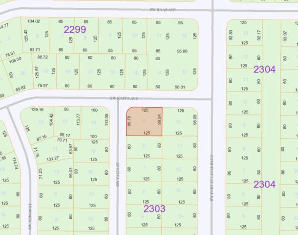 4201 SW Yalta Street, Port Saint Lucie, FL 34953 (#RX-10374359) :: Keller Williams