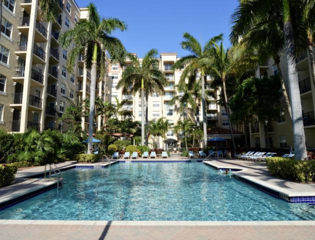 1801 N Flagler Drive #318, West Palm Beach, FL 33407 (#RX-10374386) :: Keller Williams