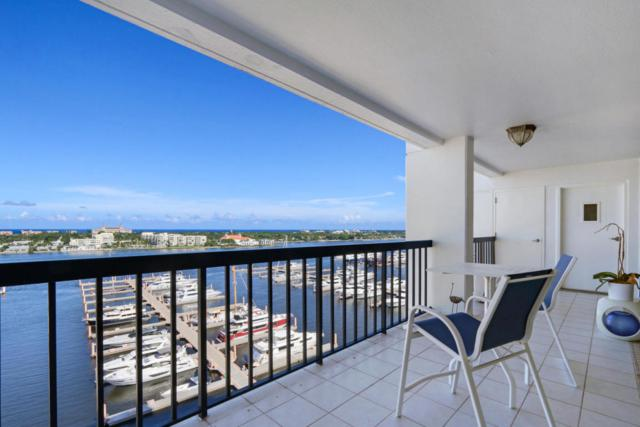 400 N Flagler Drive #1603, West Palm Beach, FL 33401 (#RX-10374916) :: Ryan Jennings Group