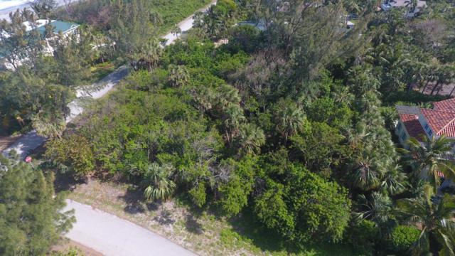 100 N Beach Road, Hobe Sound, FL 33455 (#RX-10374969) :: The Carl Rizzuto Sales Team