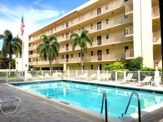 4629 Poinciana Street #505, Lauderdale By the Sea, FL 33308 (MLS #RX-10375028) :: Castelli Real Estate Services