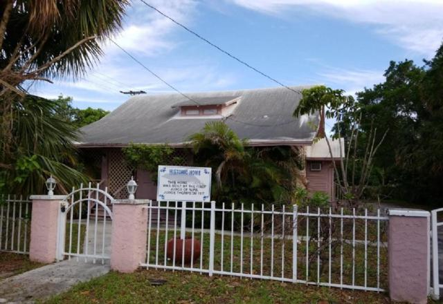 923 3rd Street, West Palm Beach, FL 33401 (#RX-10375606) :: The Carl Rizzuto Sales Team